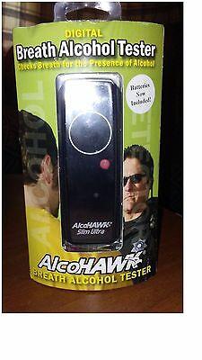 AlcoHAWK Slim Ultra Digital Breath Alcohol Tester