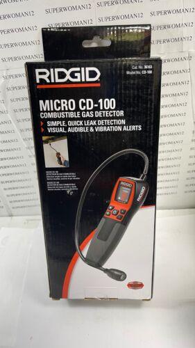 RIDGID - Micro CD-100 Gas Detector 36163