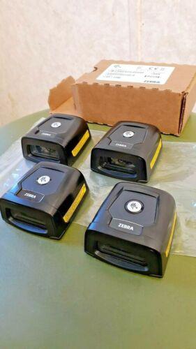 *Lot of (4 each)* ZEBRA Fixed Mount Barcode Scanners (DS457-SR20004ZZWW)