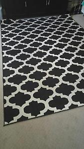 Large Floor Rug Moroccan Trellis 290x200 Reduced now $280 Doncaster East Manningham Area Preview