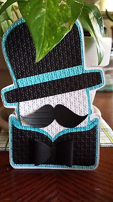 "25 Our Little Man Mustache Baby Shower Invitations 4 x 6""](Little Man Invitations Baby Shower)"