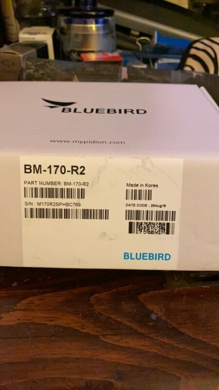 Bluebird Pidion BM-170 Windows mobile PDA