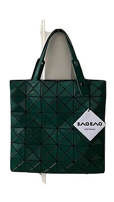 Authentic ISSEY MIYAKE BAOBAO Tote Bag Ladies BB98 LUCENT GLOSS New