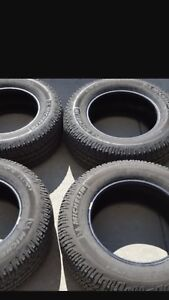 Brand new tires for truck