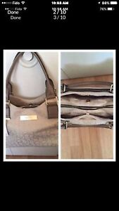 Authentic Coach-Calvin Klein-Guess Boot-Leather Purse