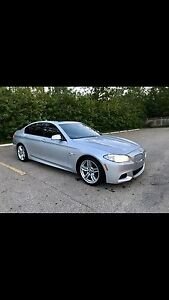 2011 BMW 550xi M-Sport Pkg 5-series AWD Navigation 550i Reduced!