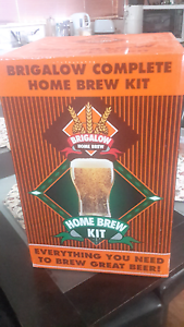 brigaloow home brew kit neww unopened cost 80 new sell for 40 Joondalup Joondalup Area Preview
