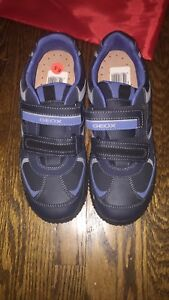 Boys' Geox sandals and shoes size 3.5