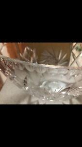 Crystal Dish /Bowl