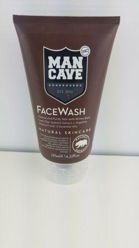 ManCave Face Wash, 4.22 oz