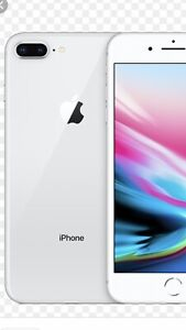 """THIS IS LIKE BRAND NEW """"IPHONE 8 PLUS 64GB """"SILVER ,IMMACULATE"""