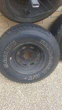 Used Sunraysia rims and wheels Browns Plains Logan Area Preview