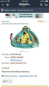 Little Tikes Rocky Mountain River Race
