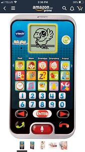 Wanted: Vtech Call & Chat Learning Phone