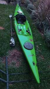 Q-Kayak Swift (Sit On Top) Beacon Hill Manly Area Preview