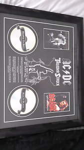 AC/DC Thunderstruck picture in frame. Tanunda Barossa Area Preview