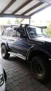 80 series landcruiser Jindabyne Snowy River Area Preview