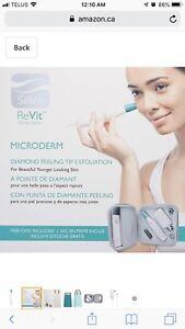 Silk'n Revit - Professional Grade Microdermabrasion Device