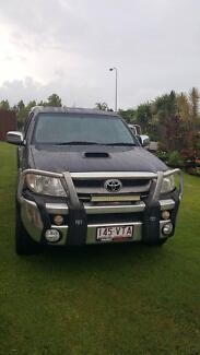 Hilux dual cab Townsville Townsville City Preview