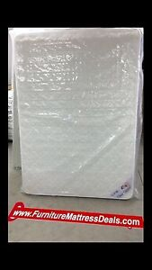 """NEW Queen 60""""x78"""", 7.5""""Thick Dual Sided Coil Mattress only $240"""