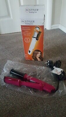 IN STYLER  ROTATING IRON 32MM BARREL BOXED