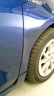 Dentz paintless dent repairs