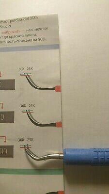 Dentsply Cavitron Ultrasonic Scaler 30k Fsi-pwr 1000 Insert
