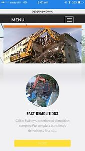 3Q Demolition-Excavation & asbestos removal-Remediation services Lansvale Liverpool Area Preview