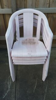 FREE chairs × 4 Jacana Hume Area Preview