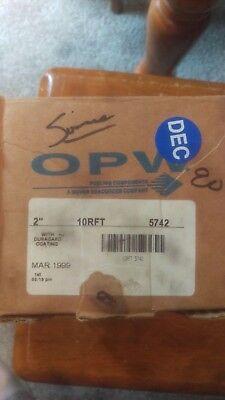 New Opw Franklin Female Top Valve Emergency Shut Off 2  Pn- 10rft 5472