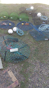 Used crab and yabby pots Hatton Vale Lockyer Valley Preview
