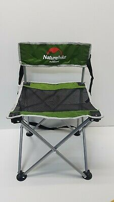 Naturehike Ultralight Portable Folding Camping Angeln Picknick Stuhl (3056) (Camping Stuhl Portable)