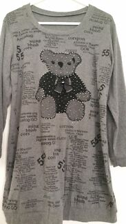 Teddy bear top needs to be gone ASAP PLEASE ☺.  Beeliar Cockburn Area Preview