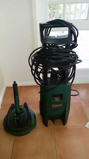 Gerni 1.8kw High Pressure Cleaner with Patio and downpipe cleaner Rathmines Lake Macquarie Area Preview