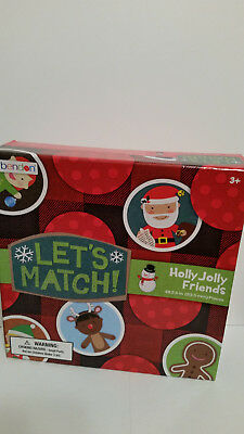 Match Game Theme (Let's Match Christmas Theme Game Memory Match Card Game Merry)