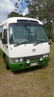 Toyota coaster motor home Gympie Gympie Area Preview