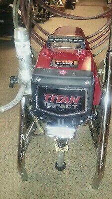 Titan 1040 Electric Airless Paint Sprayergreat Conditionauburn Wa
