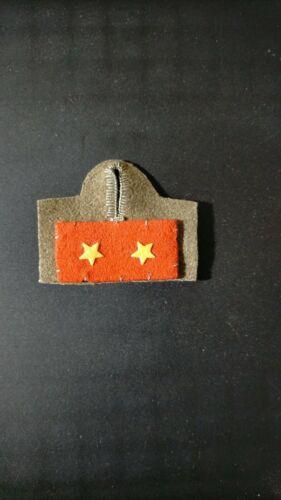 WW2 Japanese Army 1st Class Private pocket Rank