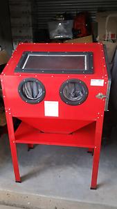 Sandblaster sandblasting machine Glendenning Blacktown Area Preview