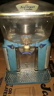 Vintage Js6 Jet Spray Cooler - Needs Refurbished