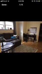 1 bedroom sublet - Nov 1st - on DAL campus - all inclusive!