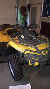 2012 Can am 500