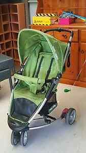 love n care trixi stroller - apple Eagle Vale Campbelltown Area Preview