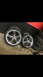 "^** 19"" KONIG AUTHENTIC RIMS 5x114.3 / 5x115"