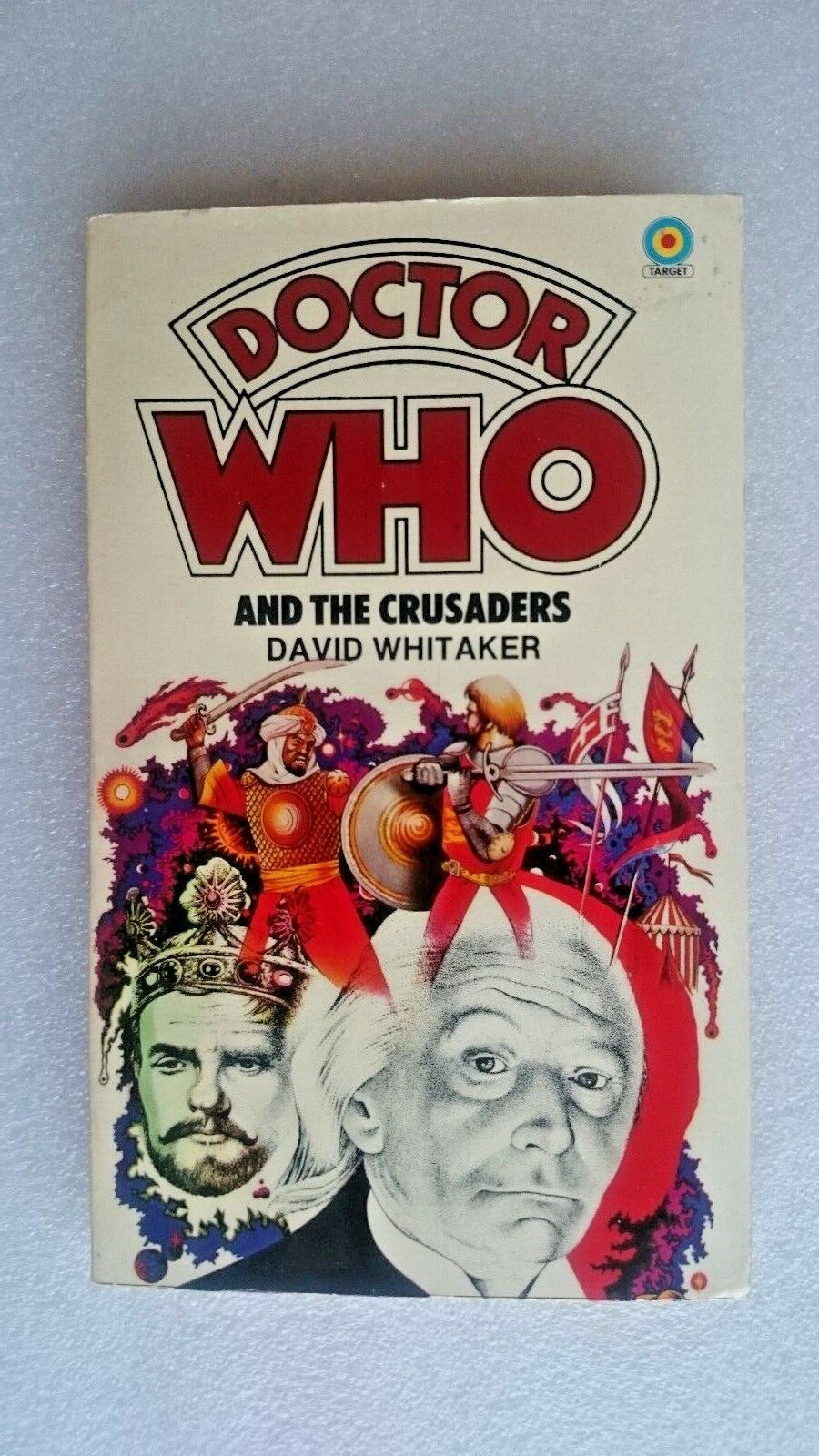 Doctor Who and the Crusaders by David Whitaker (Paperback, 1979)