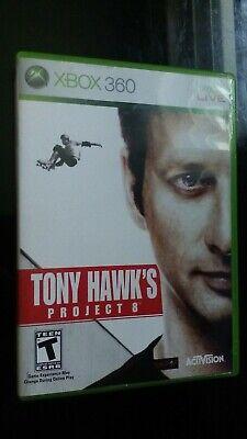 Tony Hawk's Project 8 (Microsoft Xbox 360, 2006) ****TESTED****