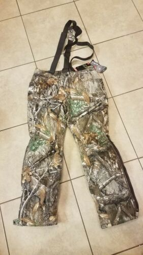 Under Armour Timber Realtree Camo Hunting Pants Bibs 1316736