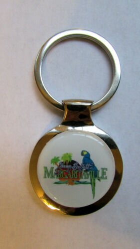 Jimmy Buffett Key Chain, Jimmy Buffett margaritaville Logo Keychain,Parrott Head