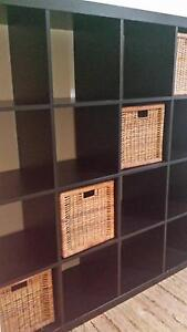 IKEA Shelving unit and 4baskets in very good condition Middle Park Port Phillip Preview
