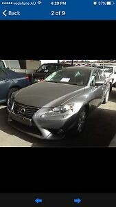 Lexus IS250 2014 GSE30R Lurnea Liverpool Area Preview